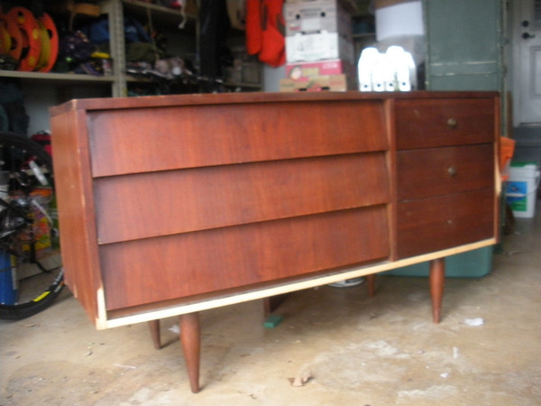 Furniture - items we have purchased and have recycled